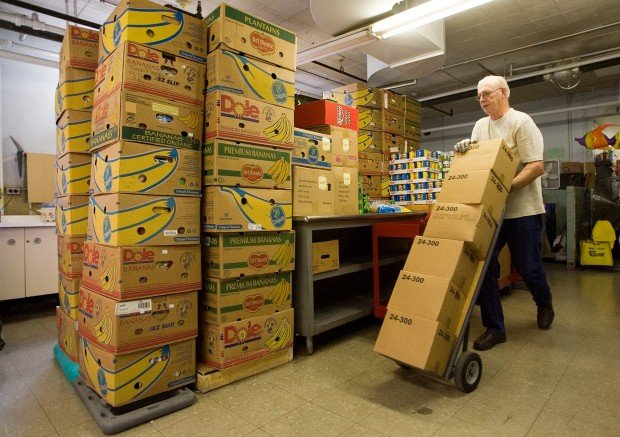 Where Is The Portage Food Pantry Wi