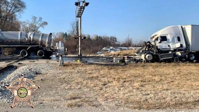 LaPorte County crash