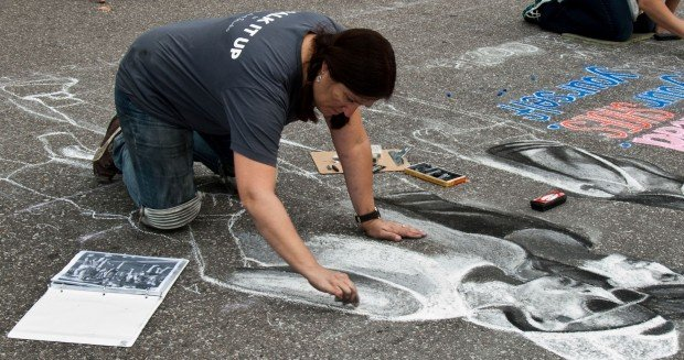 'Hooked on Art' returns to Chesterton with Live Street Art Festival