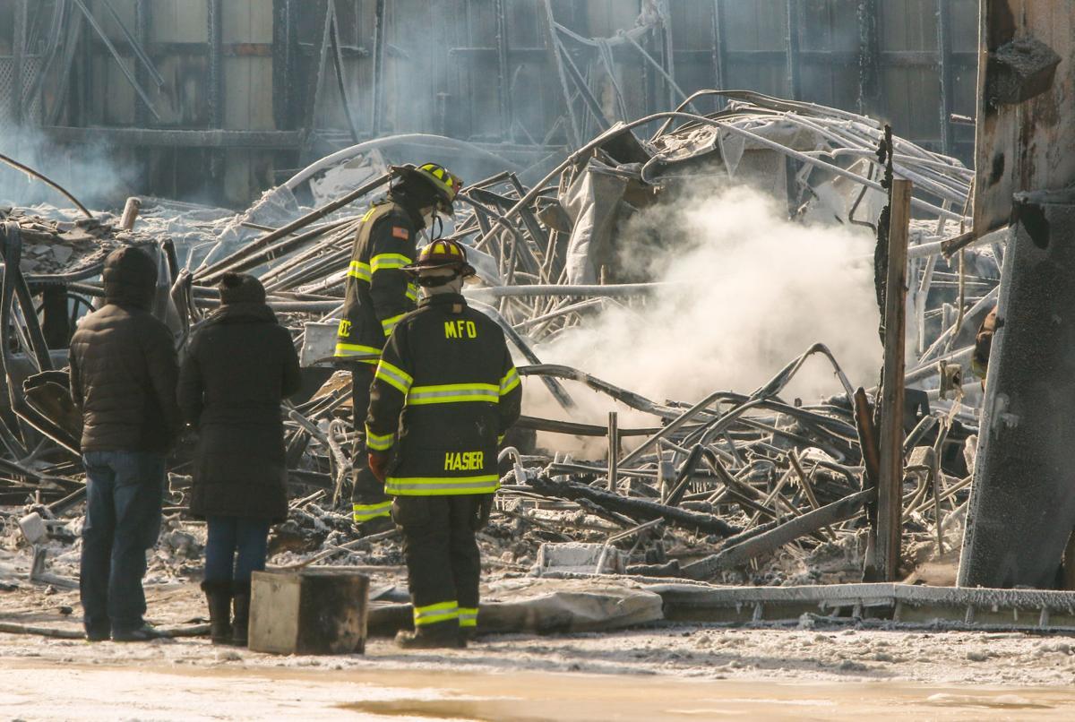 Merrillville warehouse fire follow-up