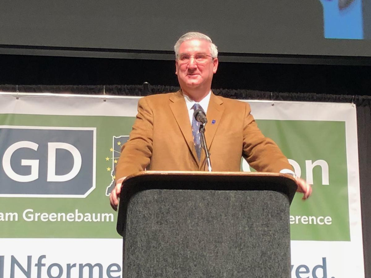 Holcomb promises teachers will see 'significant' pay hikes sometime next decade