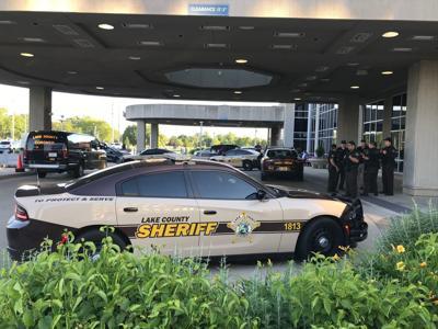 Community Hospital shooting