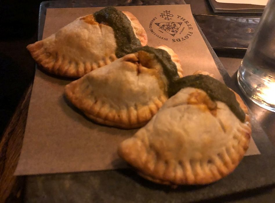 TASTE TEST: 3 Floyds Distilling's pasties stuffed with savory goodness