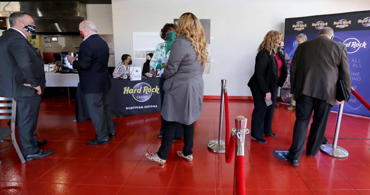 HardRock Casino, vendor fair