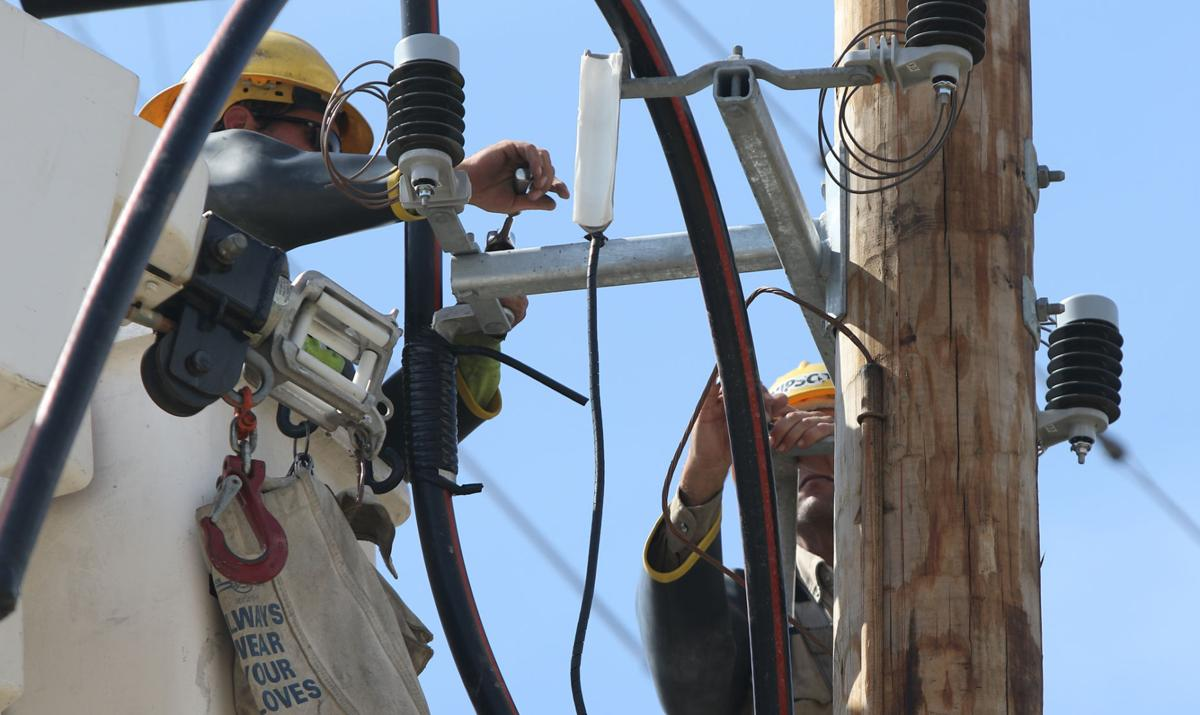 Official: A blown transformer causes afternoon power outages in