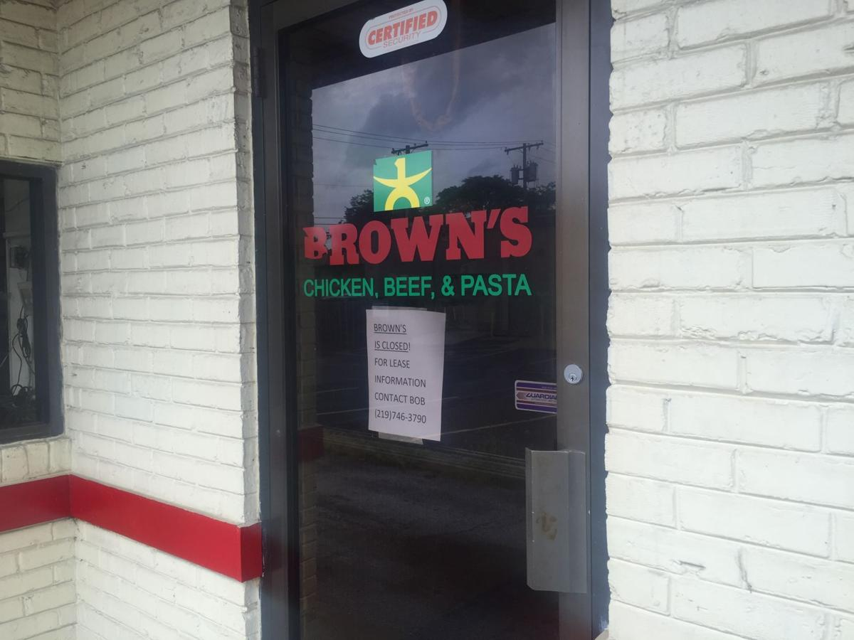 Brown's Chicken & Pasta closes last remaining Indiana location