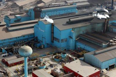 Great Lakes steel output rises by 3,000