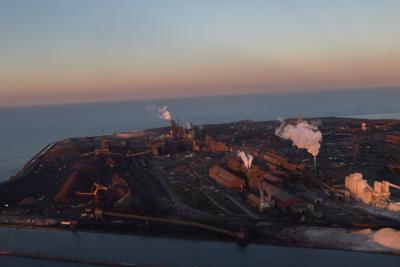 Consent decree to force Indiana Harbor Coke co. limit pollution, build new coke ovens