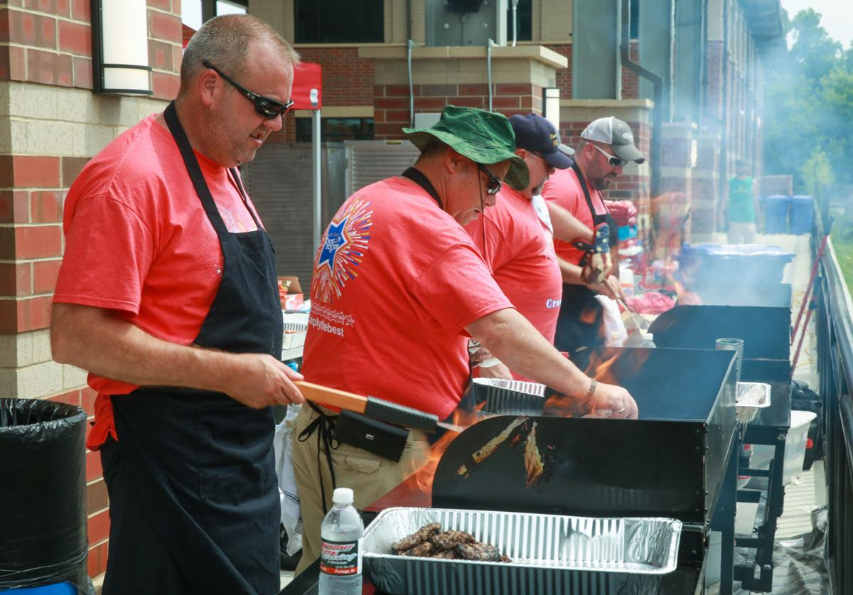 Crown Point gets the jump on the holidays with City-Wide Picnic