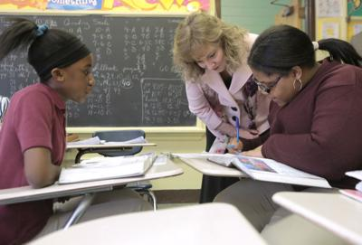 State school chief tours closing Gary middle school