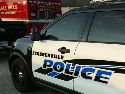 STOCK Police - Schererville