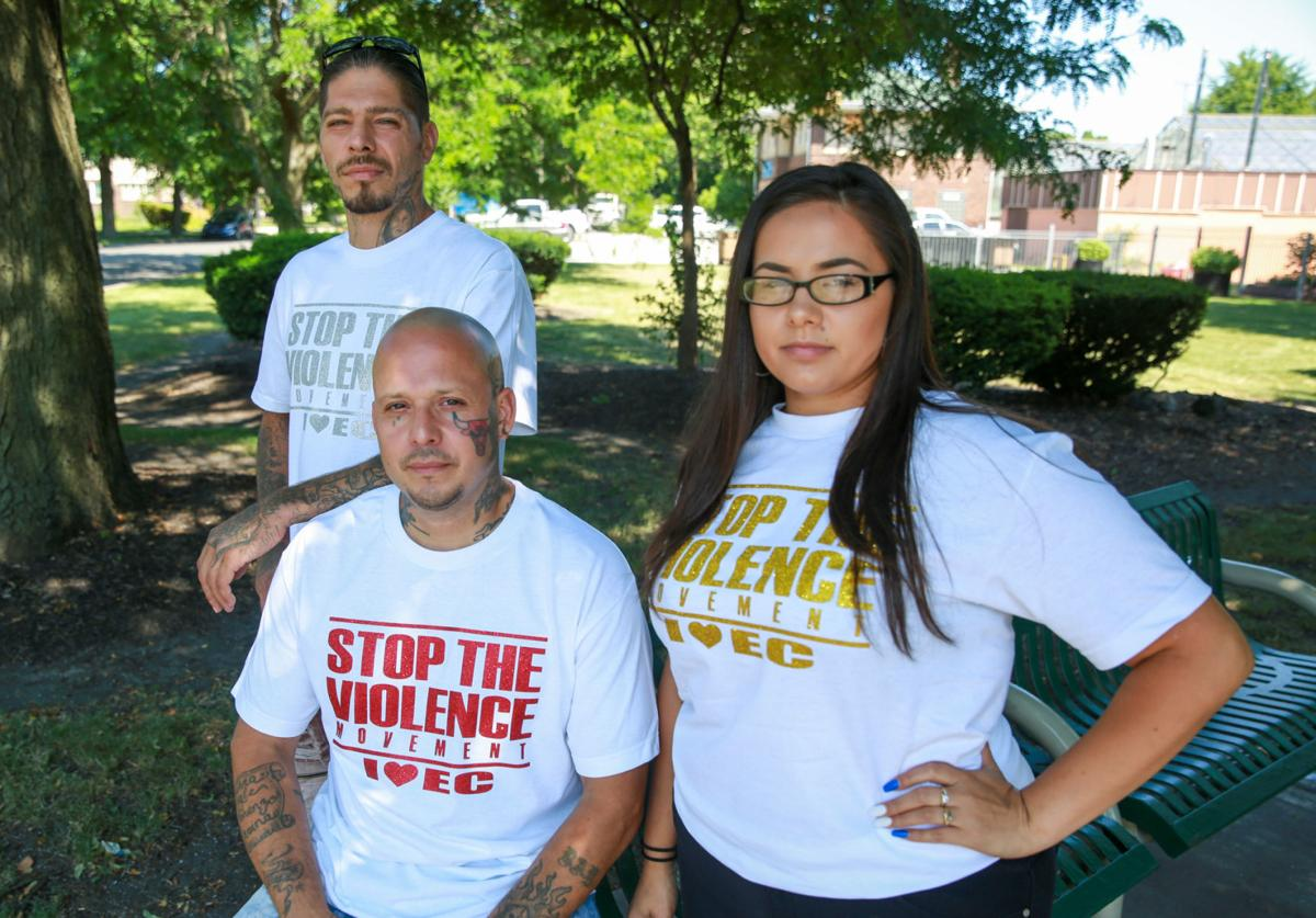 East Chicago's Stop the Violence group