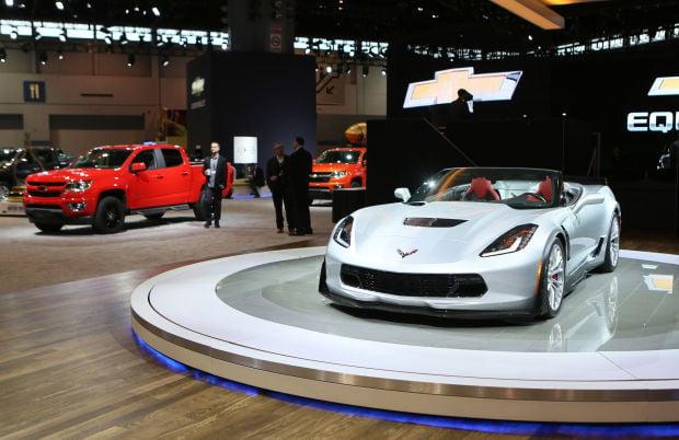 Ferraris, Bugattis, Lamborghinis - oh my