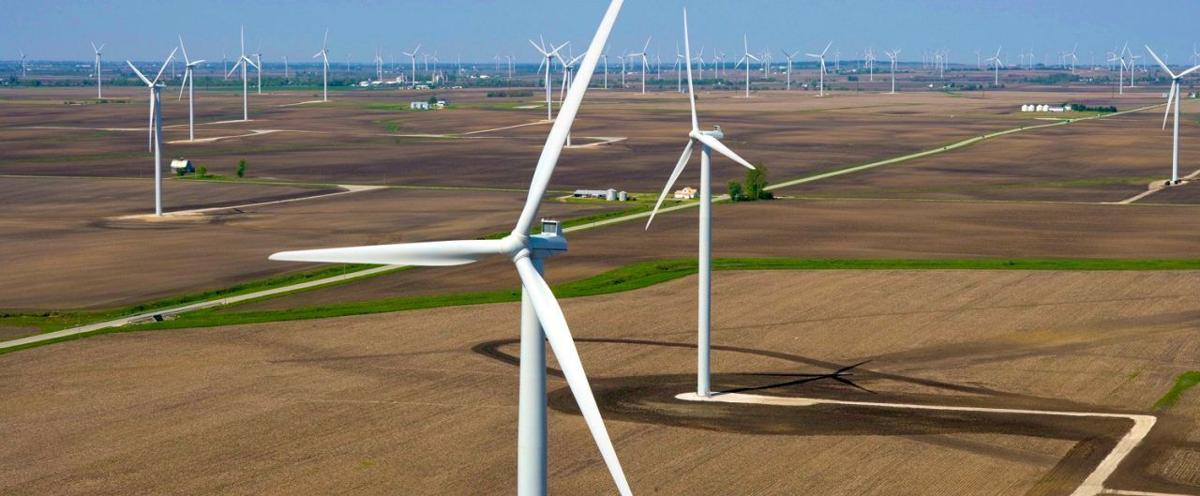 BP acquires full ownership in Fowler Ridge wind farm off I-65 downstate