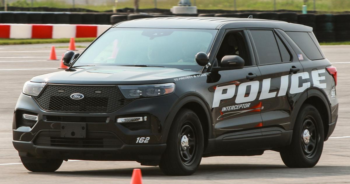 STOCK - Police (Ford Interceptor)