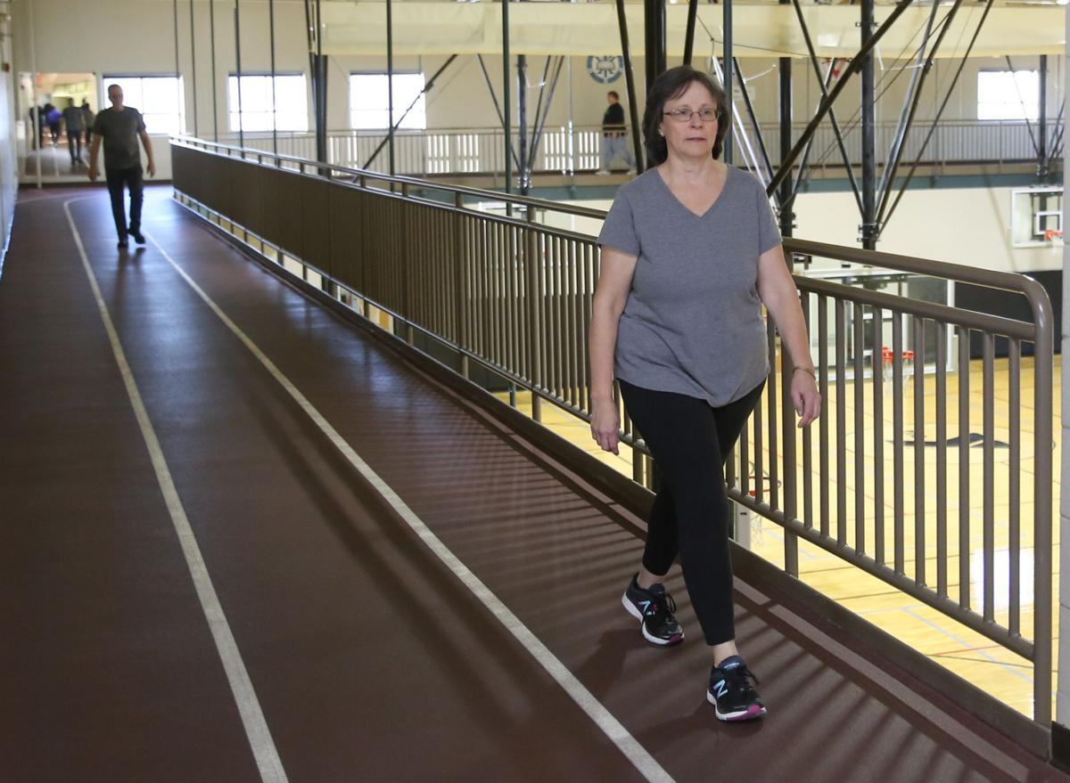 After Portage resident Patty Bartos was diagnosed with cancer, she found hope in the LIVESTRONG at the YMCA.