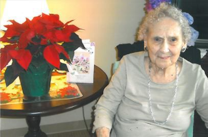 Happy 101st Birthday Mary Schroeder!
