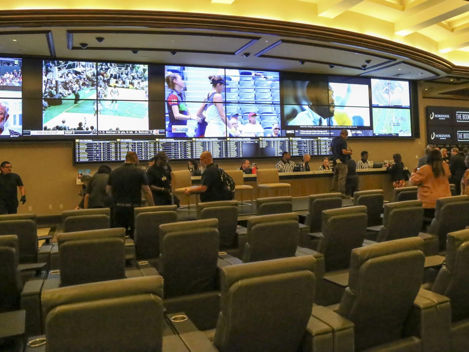 Online sports betting regulation horseshoe zaragoza vs betis betting tips
