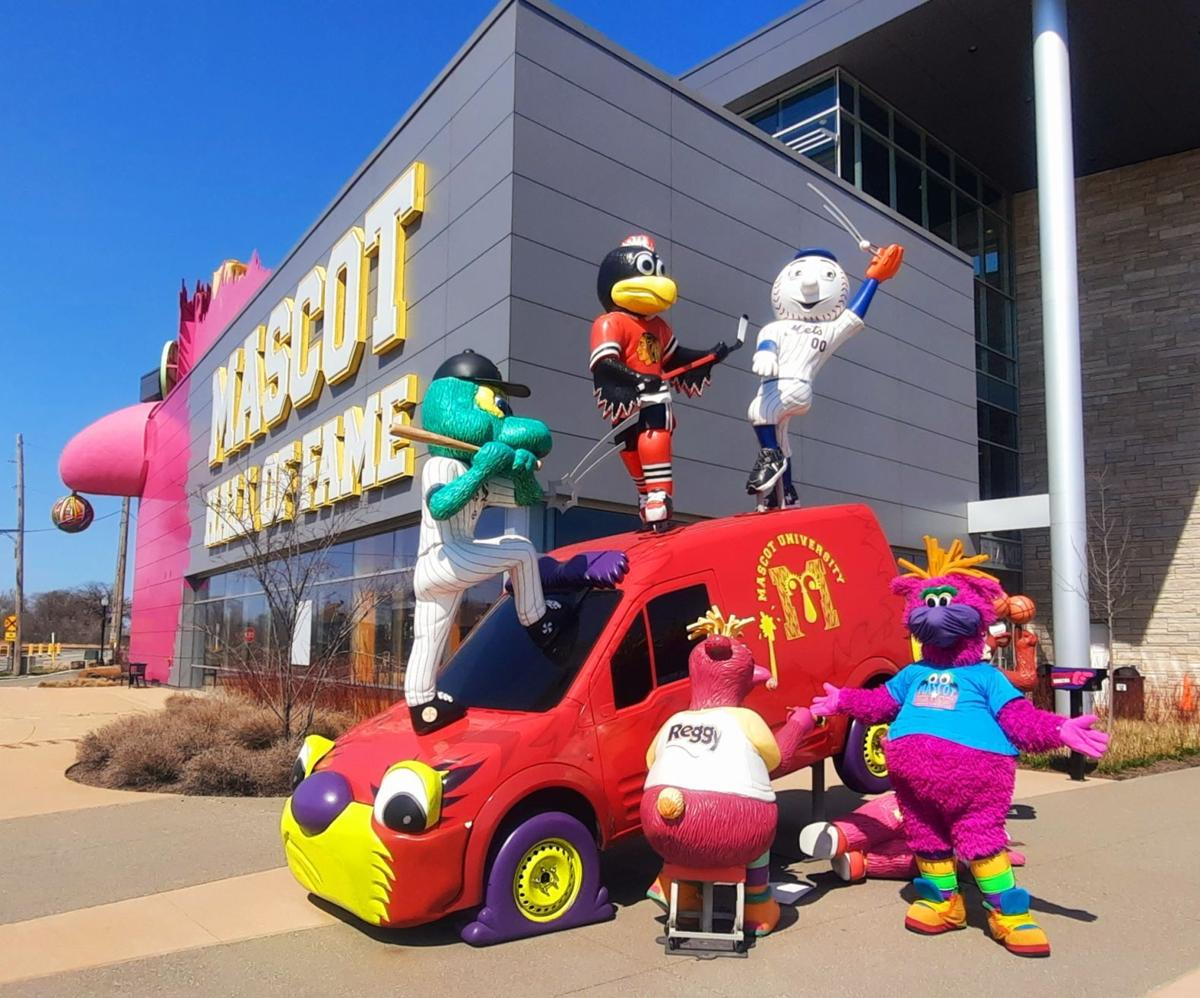 Pittsburgh Penguins mascot to visit Mascot Hall of Fame
