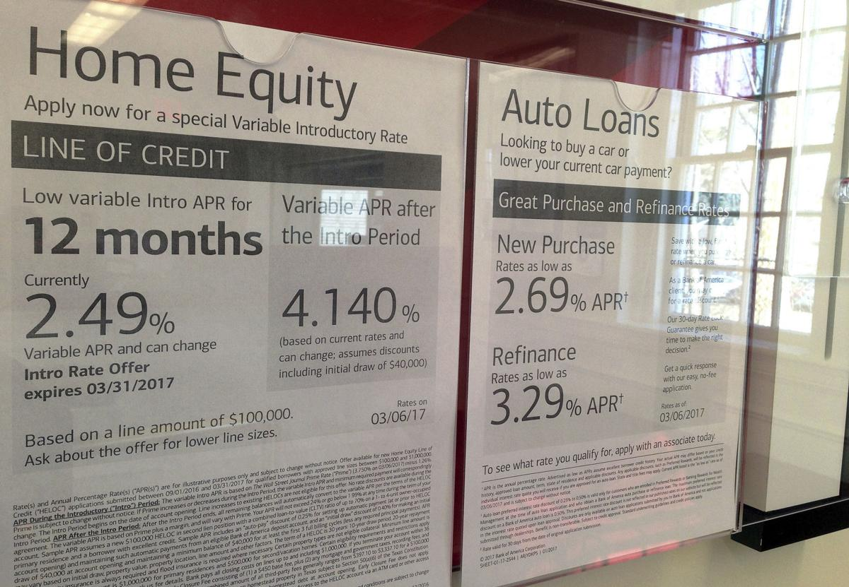 Consumers-Not Tapping Home Equity