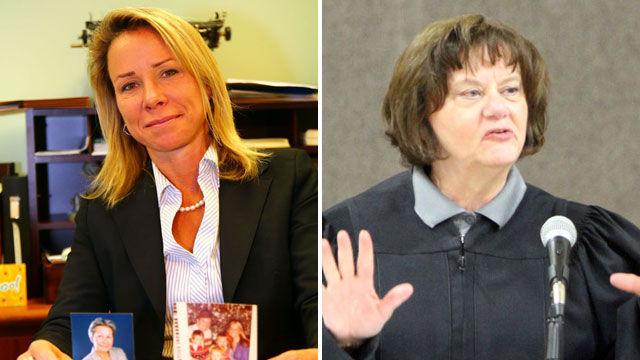 Region judges