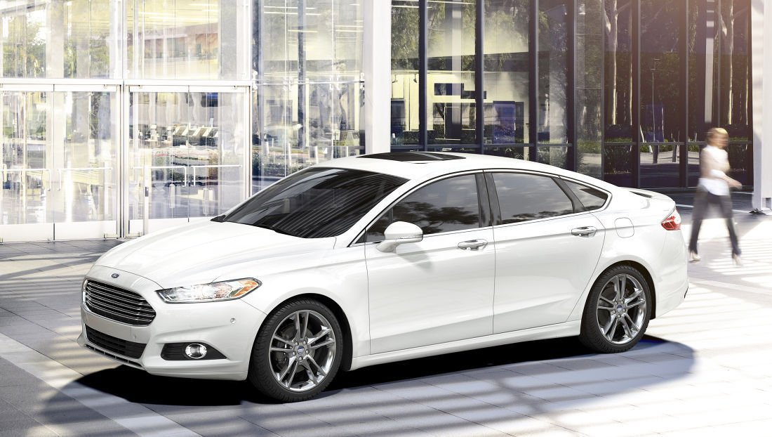 Ford Fusion Design Leader In Midsize Sedan Cars Nwitimescom - All ford models 2016