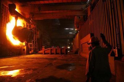 Steelmaker optimistic after tariffs on washing machines and solar panels