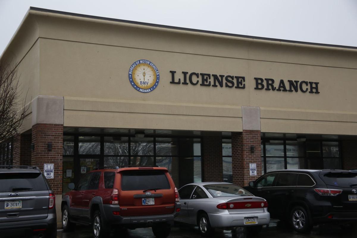 BMV license branch
