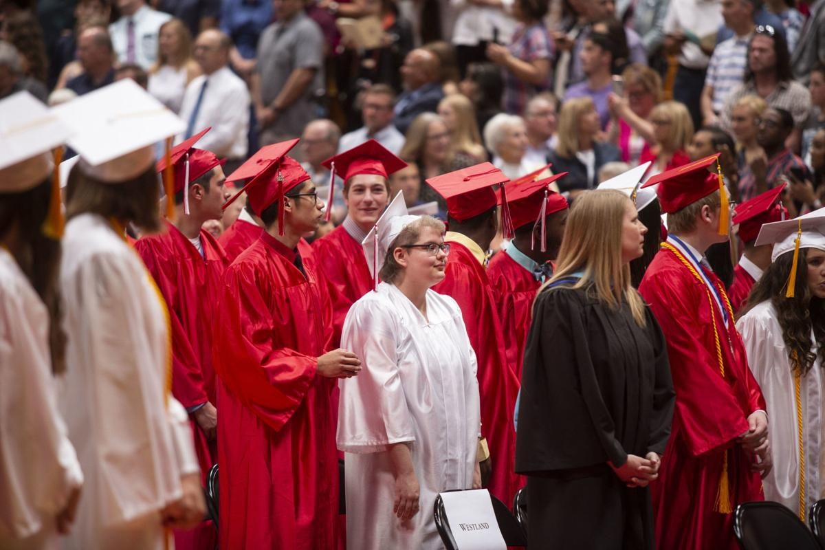 Gallery: Munster High School graduation | Education