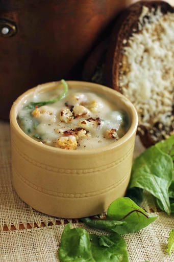 Ditch the dairy to make the most flavorful, creamy soup