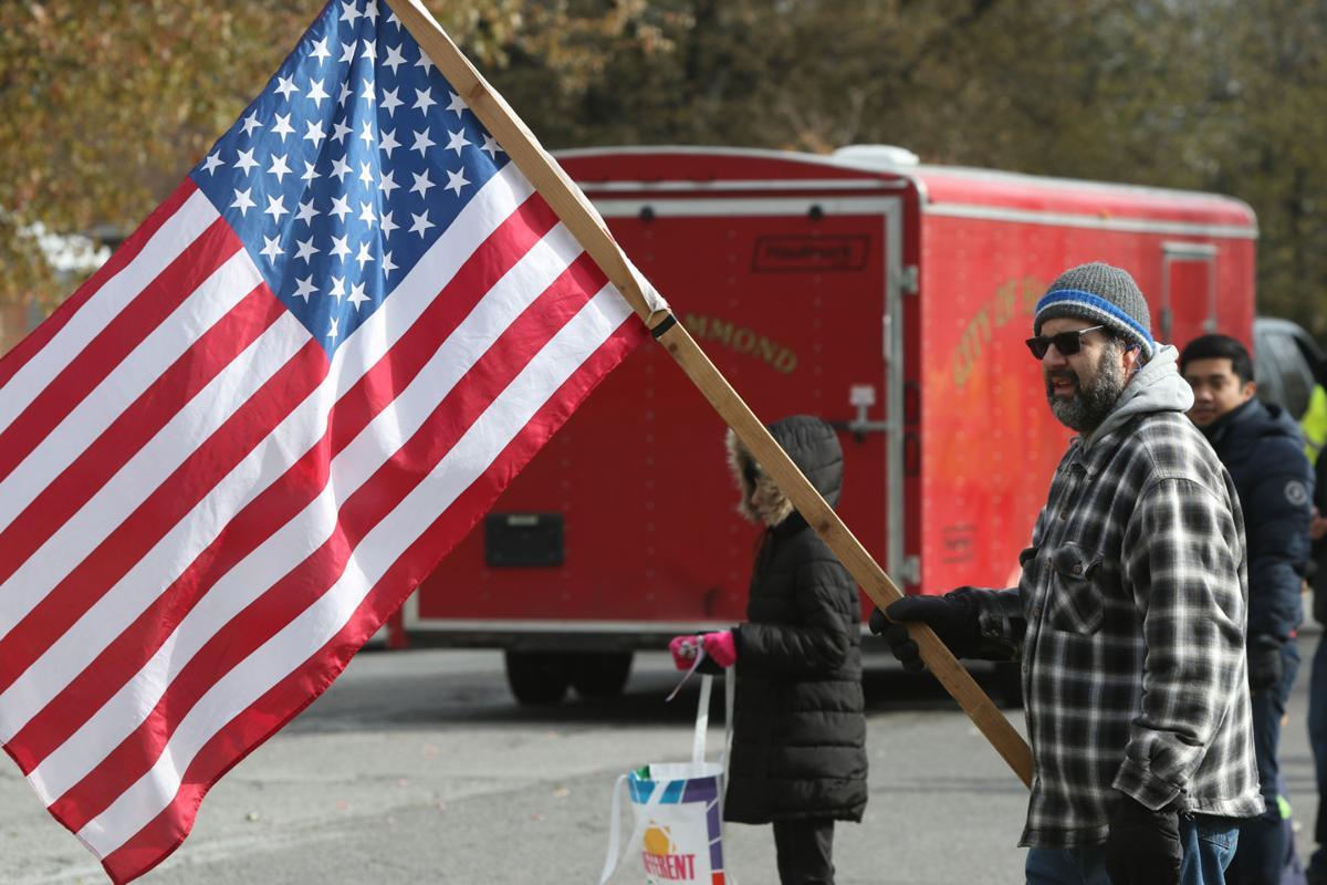 Hammond Veterans Parade and Program