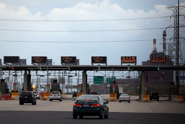 Reports: Indiana toll Road again facing debt problems