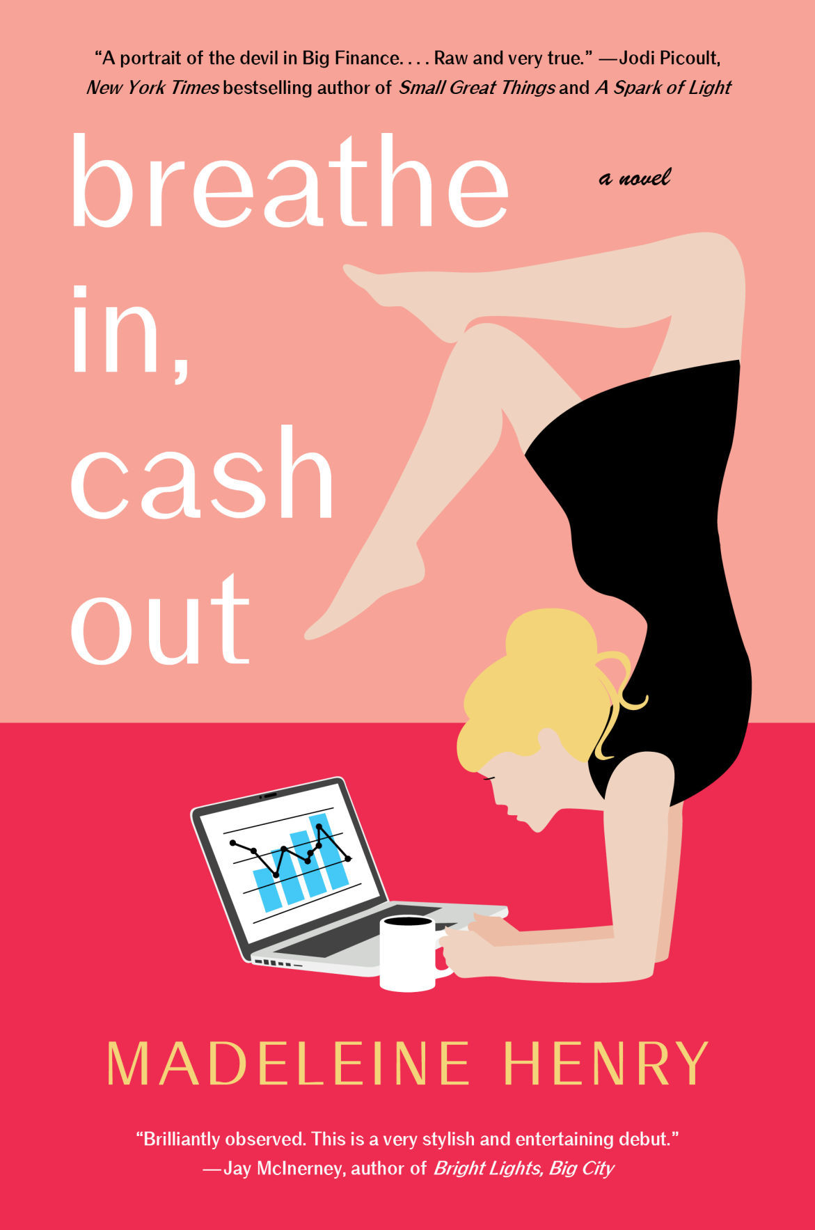 Breathe In, Cash Out cover