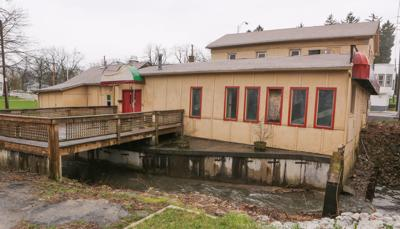 Merrillville's abandoned Old Mill restaurant