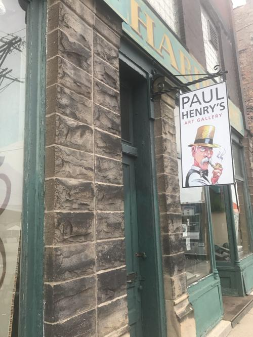 'Art of Resistance & Resilience in NW Indiana' comes to Paul Henry's Art Gallery