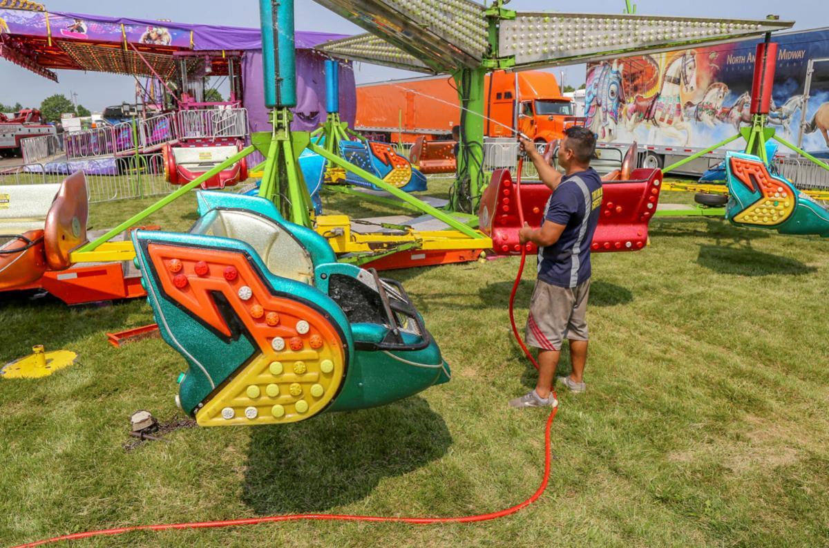 Porter County Fair Prepare