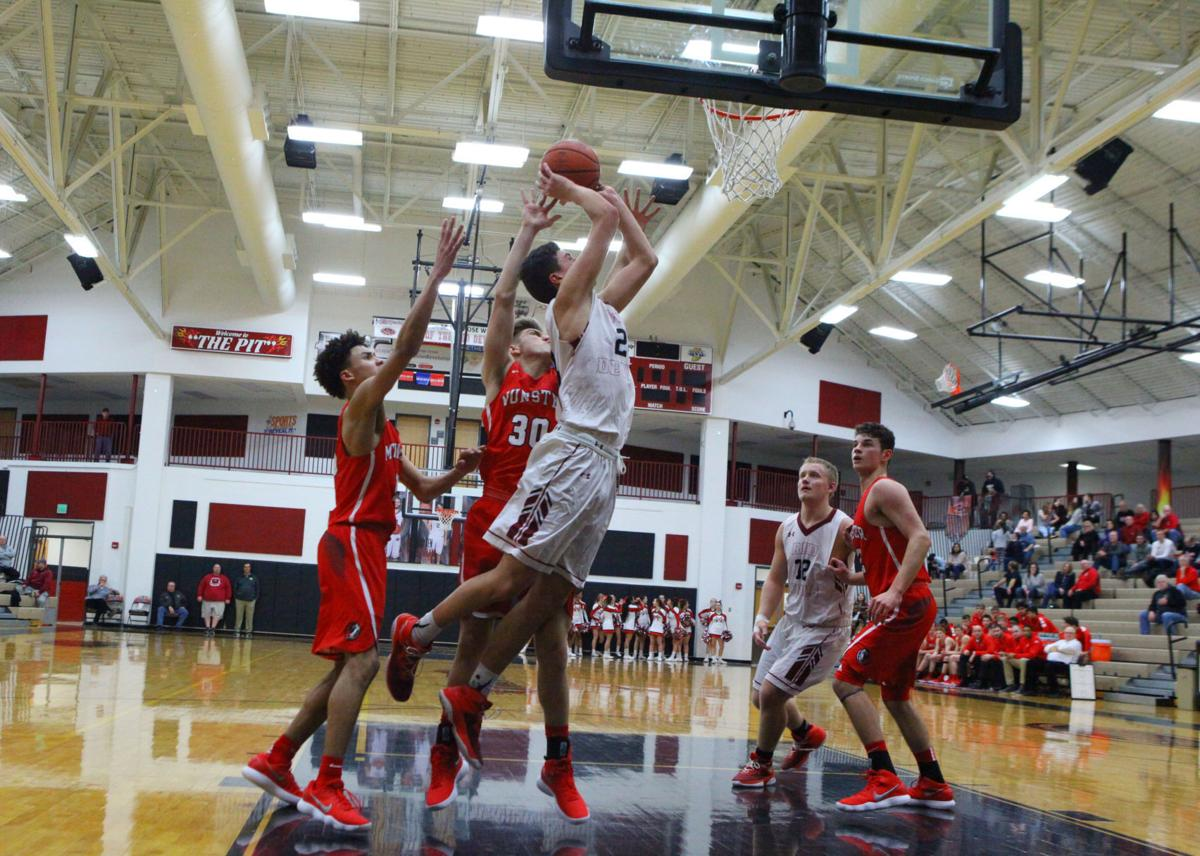 Gallery: Munster at Lowell boys basketball