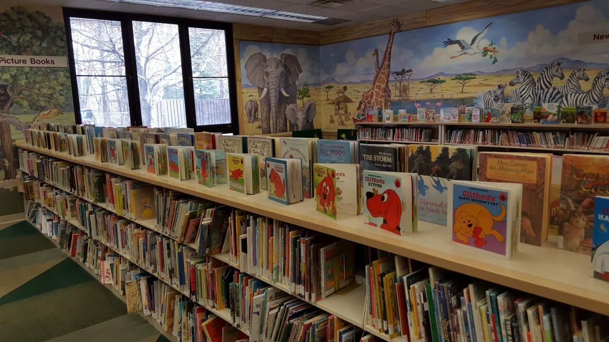 Celebrating indiana authors library week at lowell for Laporte public library