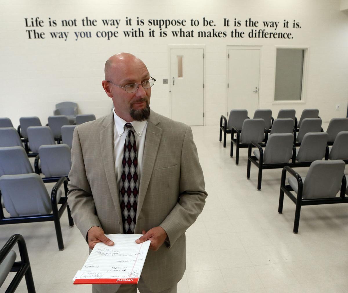 Education at the Lake County Juvenile Center