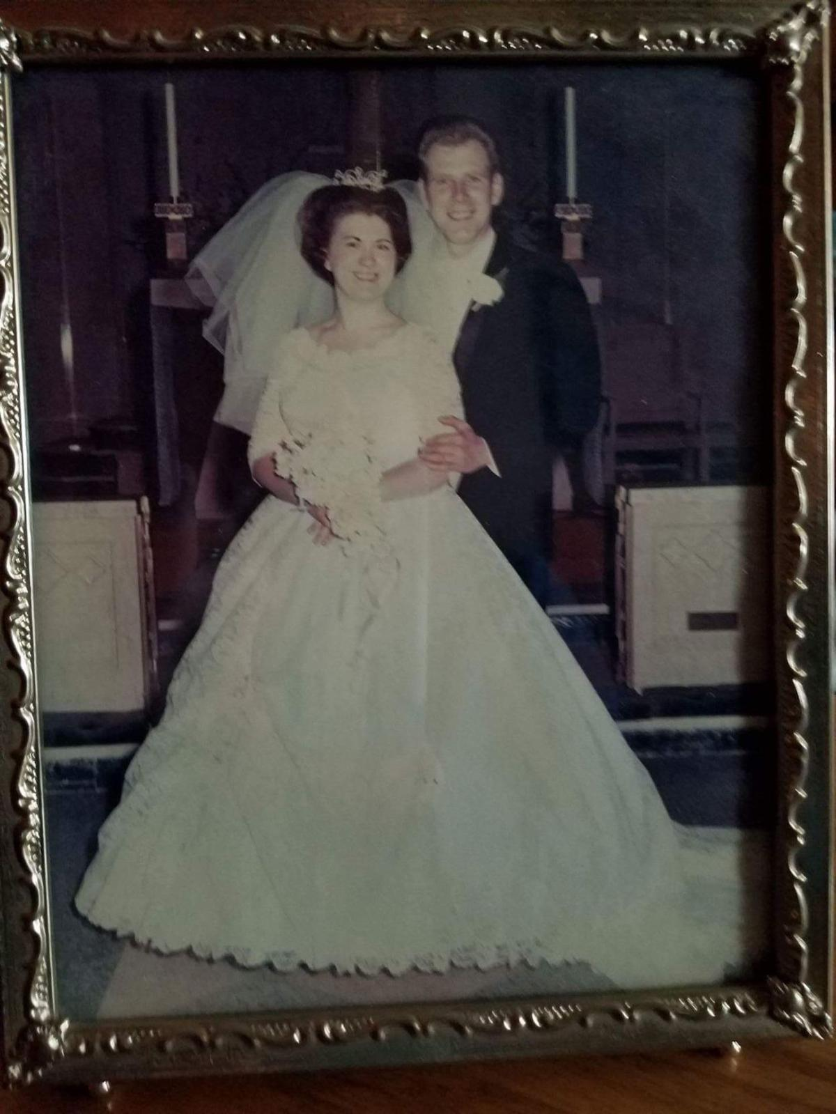 Happy 50th wedding anniversary!