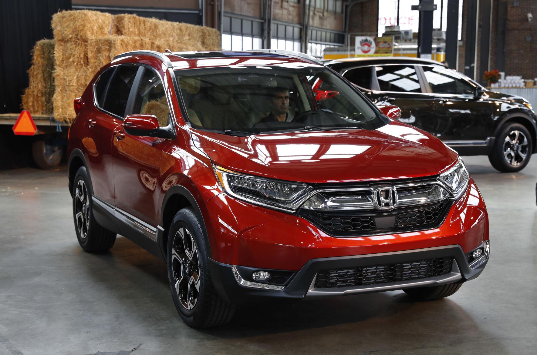 Honda New CRV