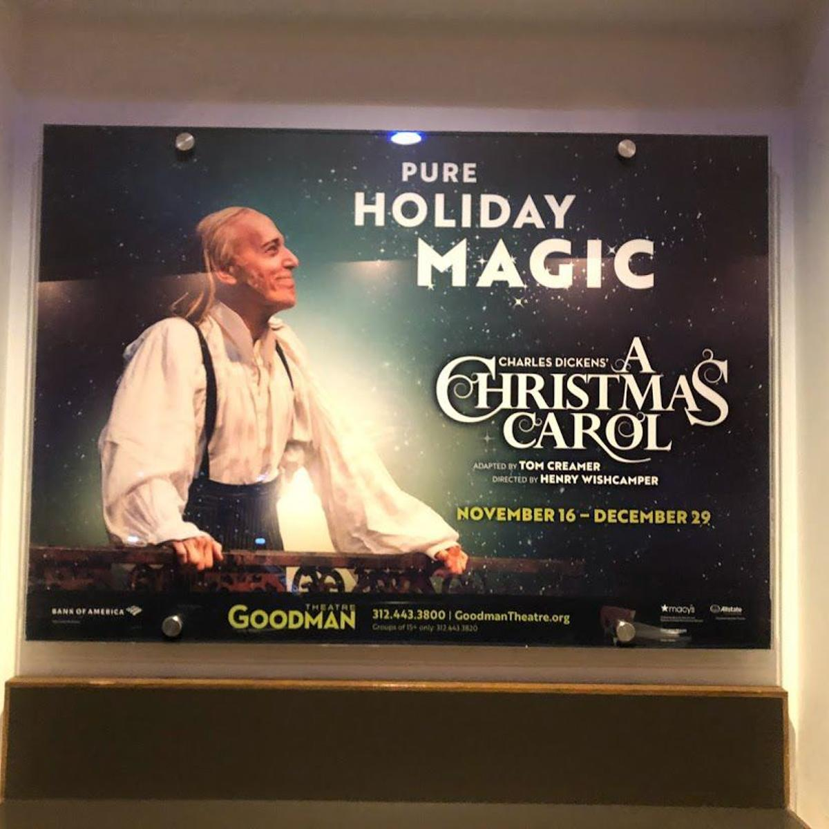 A Christmas Carol Chicago 2021 Goodman S Gift To Public Free Audio Version Of A Christmas Carol Entertainment Nwitimes Com