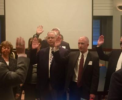 Portage steelworker lobbies for tariffs in Washington