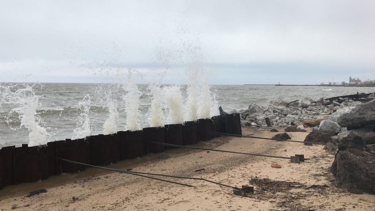 Ogden Dunes looks for ways to pay for repairs to sea walls