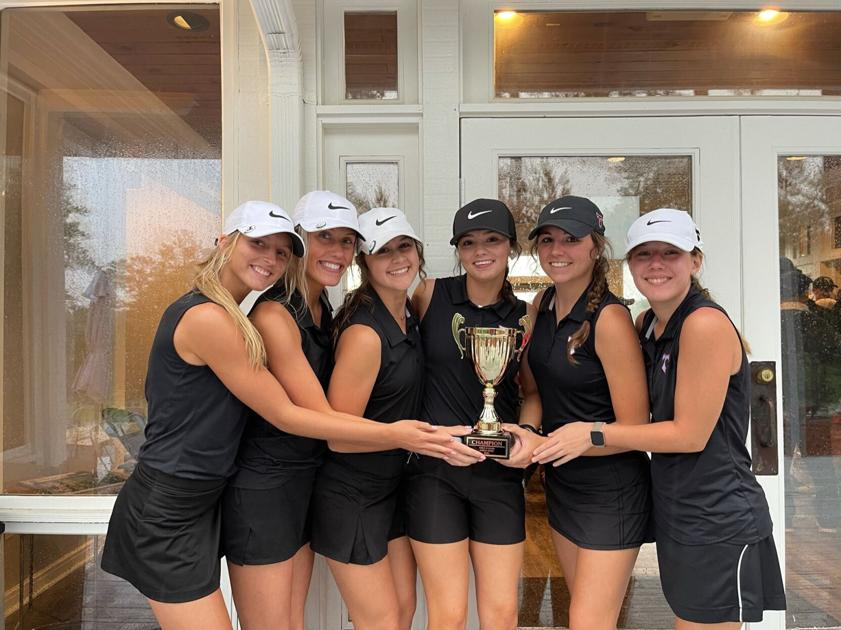 Lady Titans win fourth area title in a row, ACAD qualifies for state