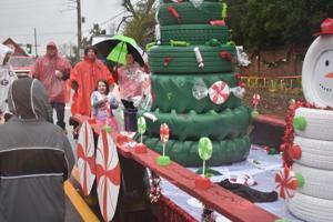 Nobody, no, nobody is gonna rain on Watkinsville's parade