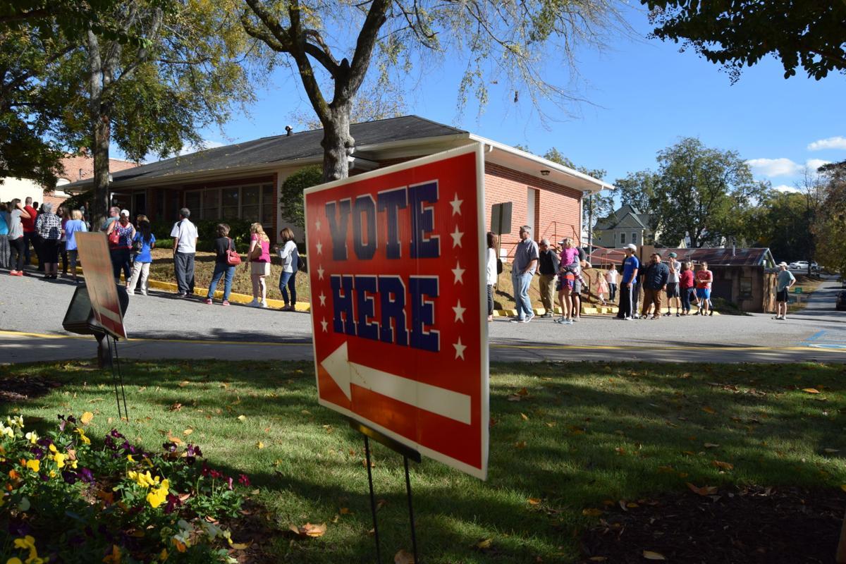 Watkinsville seats up for election   News   oconeeenterprise com