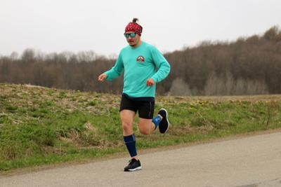 Salamanca man running 266 miles across Catt. County