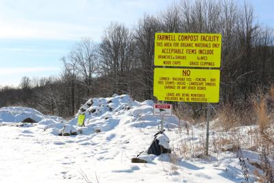 Yard waste size limited at Cattaraugus County DPW's two composting sites