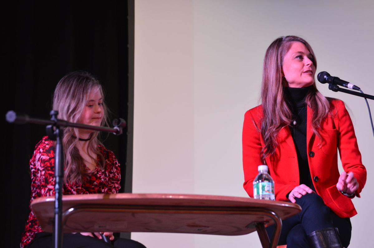 Born this way stars bring equality message to olean for Bomgaars